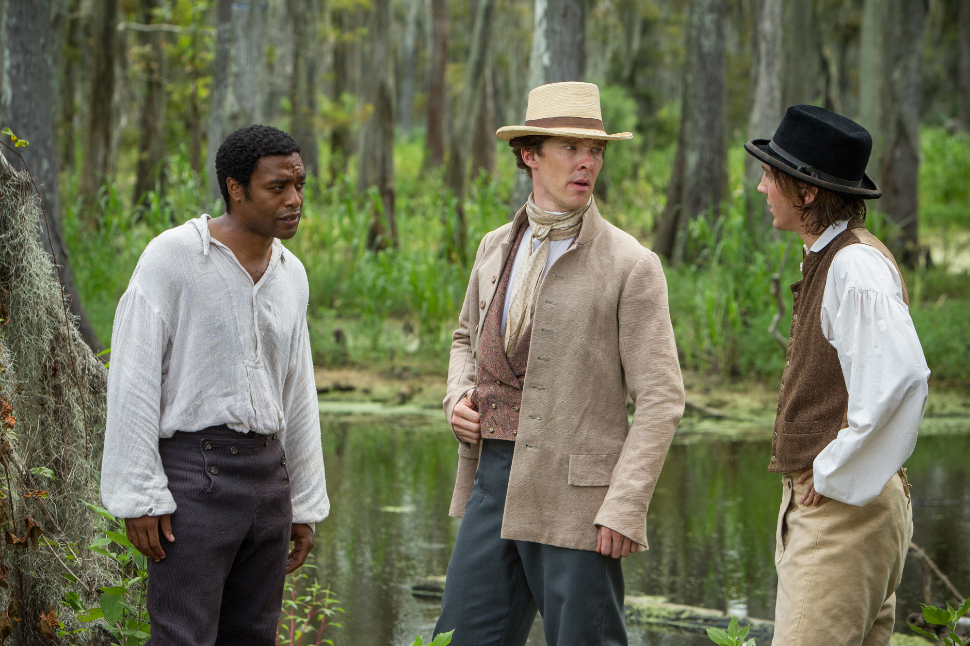 12 years a slave 12 years a slave tells the true story of solomon northup, an educated and free black man living in new york during the 1840's who gets abducted, shipped to the south.