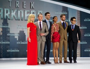 'Star Trek Into Darkness' Premiere