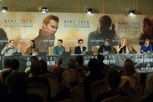 'Star Trek Into Darkness' Press Conference