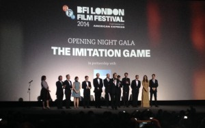 The Imitation Game BFI Gala